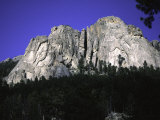 Rock Formation Called the Book in Estes National Park, Colorado Photographic Print by Michael Brown