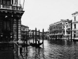 The Grand Canal in Venice, Seen from San Barnaba Photographic Print