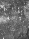 Fingernail Scratches in Main Gas Chamber, Auschwitz, Poland Photographic Print by David Clapp