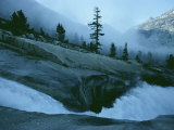 Snowmelt Thunders Down Woods Creek, Sierra Nevada, California Photographic Print by Sam Abell