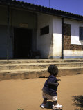 Child in South Africa Photographic Print by Ryan Ross