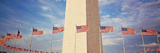 Washington Monument Washington DC USA Photographic Print by  Panoramic Images