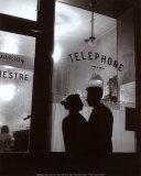 Menilmontant, Paris Posters par Willy Ronis