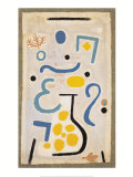 Le Vase Prints by Paul Klee