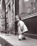 Rue Hautefeuille, Paris, c.1951 Kunst von  Izis