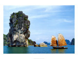Baie d'Halong Posters by Noirot