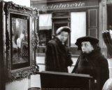 Regard Oblique II, c.1948 Art by Robert Doisneau