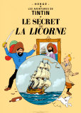 Le Secret de la Licorne, c.1943 Posters tekijn Herg (Georges Rmi)