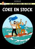 Coke en Stock, c.1958 Plakater af  Hergé (Georges Rémi)