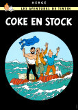 Coke en Stock, c.1958 Posters tekijn Herg (Georges Rmi)