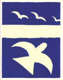Oiseau Poster by Georges Braque