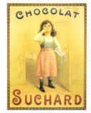 Chocolate Suchard Prints