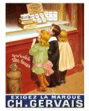 Ch. Gervais Print