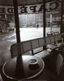 Cafe de Flore Art by Jeanloup Sieff
