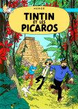 Tintin et Le Picaros, c.1976 Plakater af  Hergé (Georges Rémi)