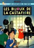 Les Bijoux de la Castafiore, c.1963 Posters by Herg&#233; (Georges R&#233;mi) 