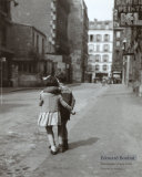Enfants de Dos Poster por Edouard Boubat