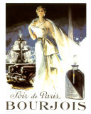 Soir de Paris, Bourjois Poster