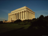 Daytime View of the Lincoln Memorial Photographic Print