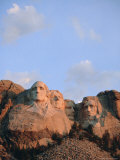 Mount Rushmore National Monument in South Dakota Photographic Print by Joel Sartore