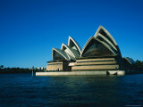 A View of the Famed Sydney Opera House Photographic Print by Medford Taylor