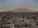 Historic View of El Paso Photographic Print by Luis Marden