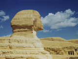 The Great Sphinx in Profile Photographic Print by W. Robert Moore