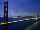 Golden Gate Bridge Celebration Marking the 50Th Anniversary of its Opening Photographic Print