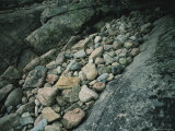 Stones Fill a Rock Gully Photographie par Amy &amp; Al White &amp; Petteway