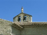 Church Bell Tower, Provence Region, France Photographic Print by Nicole Duplaix