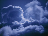 Clouds Photographic Print by Todd Gipstein