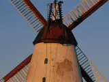 Windmill at Sunset Photographic Print by Sisse Brimberg