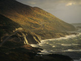 The Cabot Trail Winds its Way Along the Gulf of St. Lawrence Photographic Print by Raymond Gehman