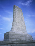 Close View of the Wright Brothers National Monument Photographic Print