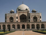 Humayuns Tomb, Built in the 16th Century Photographic Print by Gordon Wiltsie