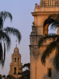 Casa del Prado Theatre in Balboa Park, San Diego, California Photographic Print by Phil Schermeister