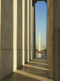 View of the Washington Monument from across the Tidal Basin Photographic Print by Klaus Nigge
