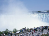 Horseshoe Falls, Niagara Falls, Ontario, Canada Photographic Print by Richard Nowitz