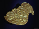 A Fragment, Perhaps from a Gold Ewer, was Found in the Sunken Spanish Galleon Concepcion Photographic Print by Sisse Brimberg