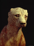 A Kassite Terra-Cotta Lioness Dated at 1500 B.C. Photographic Print by Lynn Abercrombie