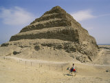 View of the Step Pyramid Photographic Print