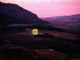 Roman Temple at Segesta Showing Greek Influence Photographic Print by Sisse Brimberg