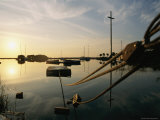 Placid Dawn over Matanzas Bay Photographic Print by Stephen St. John
