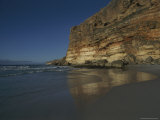 Shoreline Cliffs Near Esperance Photographic Print by Sam Abell