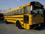Montgomery County School Bus Photographic Print by Marc Moritsch