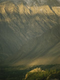 View of Karakoram Range Photographic Print by George F. Mobley