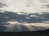 Sunrise in Death Valley, with Amargosa Range in Background Photographic Print by Gordon Wiltsie