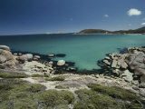Scenic View of Bay at Wilsons Promontory National Park Photographic Print by Jason Edwards