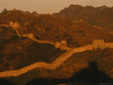 The Jinshaling Section of the Great Wall at the Beijing-Hebei Border Photographic Print by Raymond Gehman