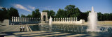 The Pacific Pavilion and Pillars at the World War II Memorial Photographic Print by Richard Nowitz